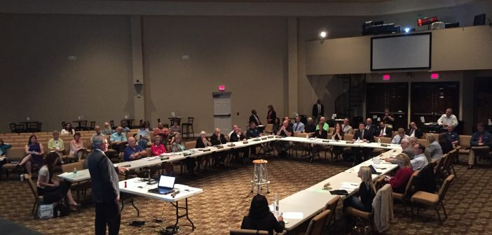 Lee MPO board committees meeting