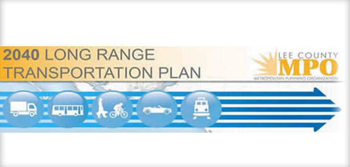Read Lee MPO's 2040 Long Range Transportation Plan Update!