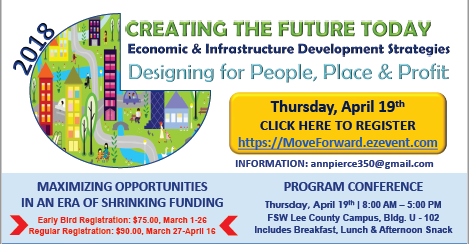 Register Now! Designing for People, Place, and Profit Conference