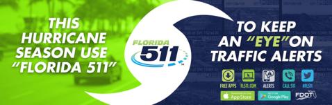 This Hurricane Season Use Florida 511!